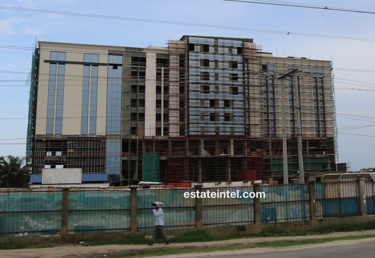 2015. Development: Ramada Plaza Business Hotel, Lekki - Lagos