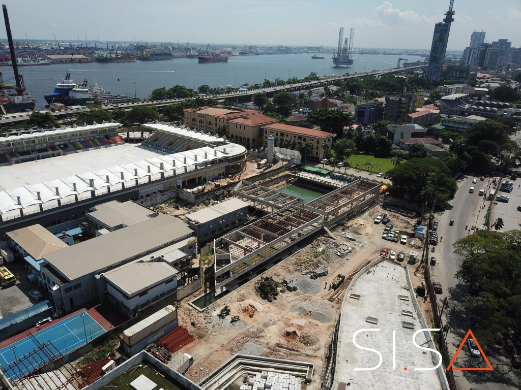 July 2019. Development: John K. (JK) Randle Centre for Yoruba Culture and History. Image Source: SI.SA