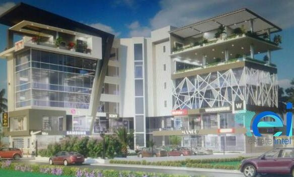 Development: Mixed-Use Project, Admiralty Way, Lekki Phase 1 - Lagos