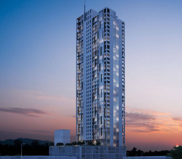 Lordship Africa Unveils 44-Floor Residential Condo in Upper Hill, Nairobi. Image Source 88 Nairobi.