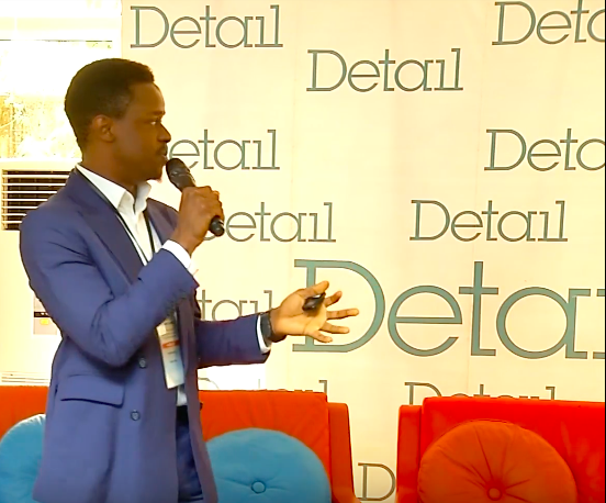 "Speaking at the 7th Detail Business Series in April 2018, Dolapo Omidire from Estate Intel made a presentation on ""Using Data to Create an Efficient Property Market""."