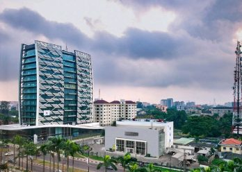 Kingstower, Alfred Rewane Road (Kingsway Road), Ikoyi. Source: archccess.com