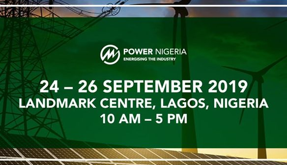 Power Nigeria (Energising The Industry) Exhibition and Conference Event Banner