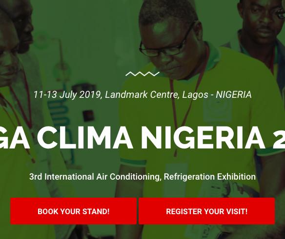 MEGA CLIMA Nigeria 2019 header image