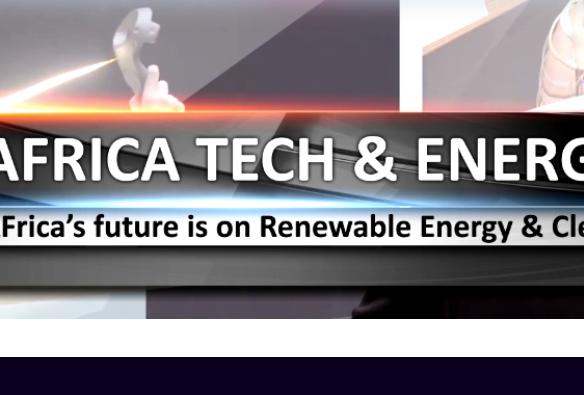 African Future Tech & Energy Summit header image