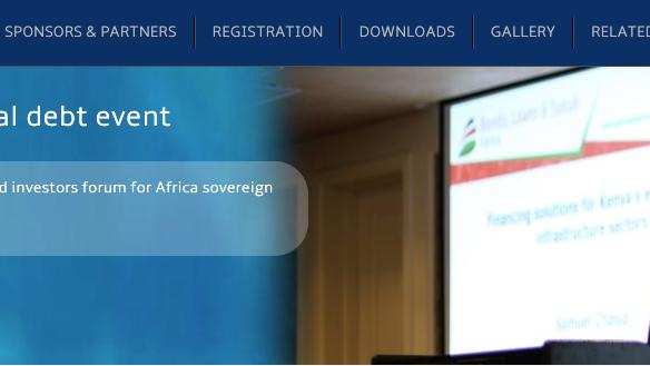 Bonds, Loans & Sukuk East Africa