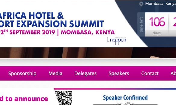6th Africa Hotel & Resort Expansion Summit