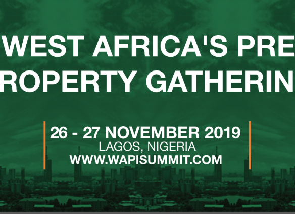 West Africa Property Investment Summit event banner