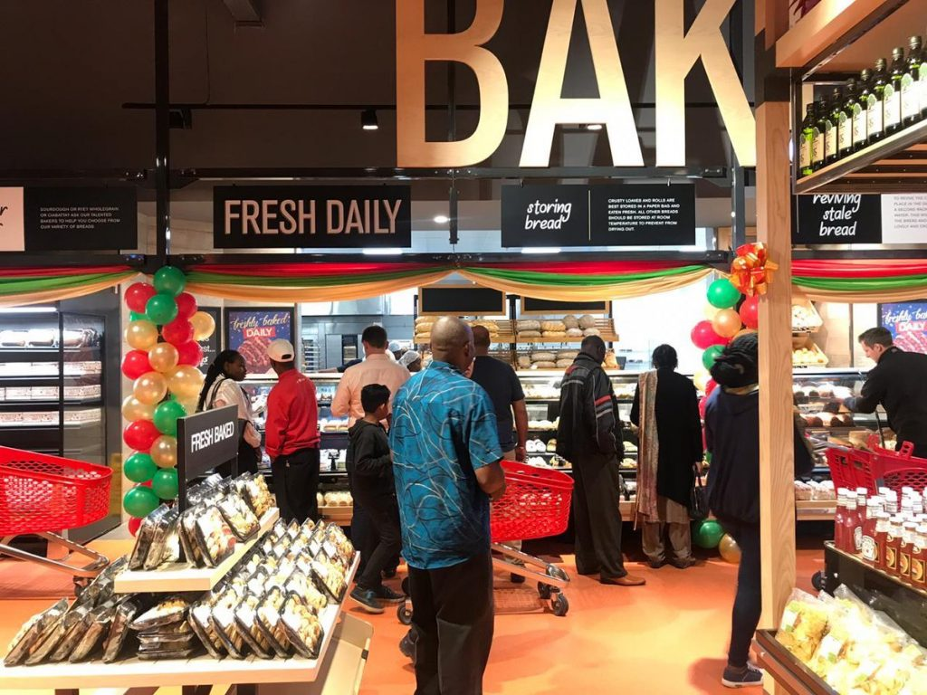 Shoprite opens Westgate Shopping Mall outlet. Image Source: Knight Frank