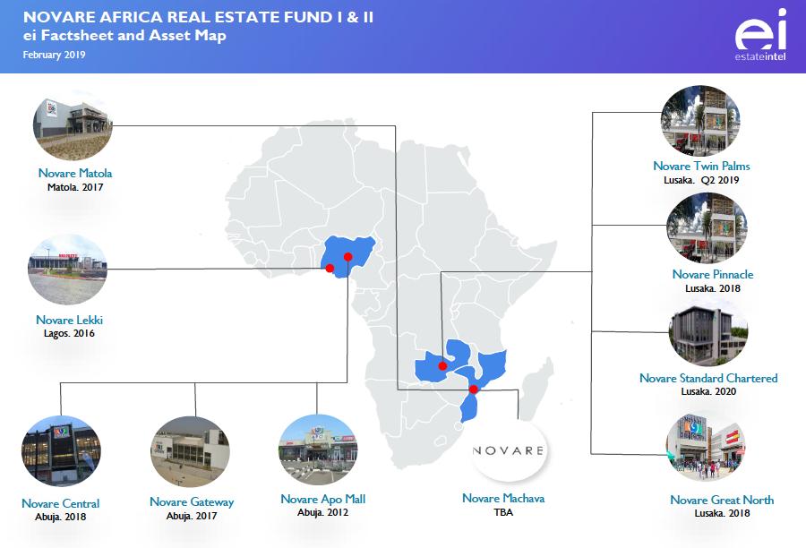 Novare Africa Real Estate Fund I & II Fact Sheet