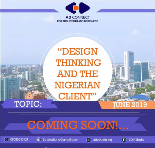 AD CONNECT - Design Thinking and the Nigerian client