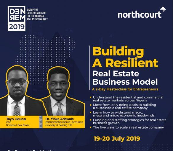 Disruptive Entrepreneurship for the Nigeria Real Estate Market