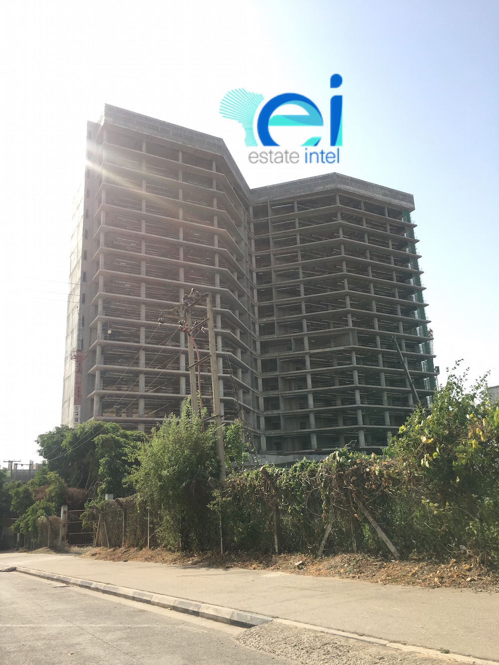 December 2017. Development: Federal Inland Revenue Service Headquarters, Central Business District – Abuja.