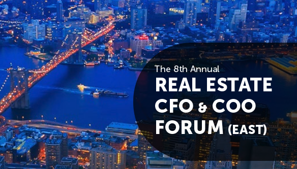 The 8th Annual Real Estate CFO & COO Forum (East)