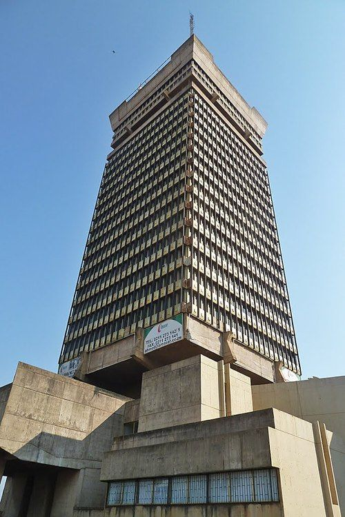 Building Obsession: Society House, Lusaka- Zambia