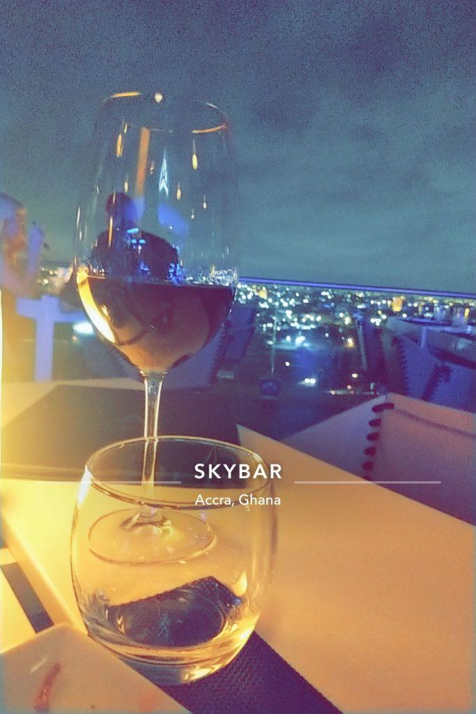 Skybar, Accra, Ghana