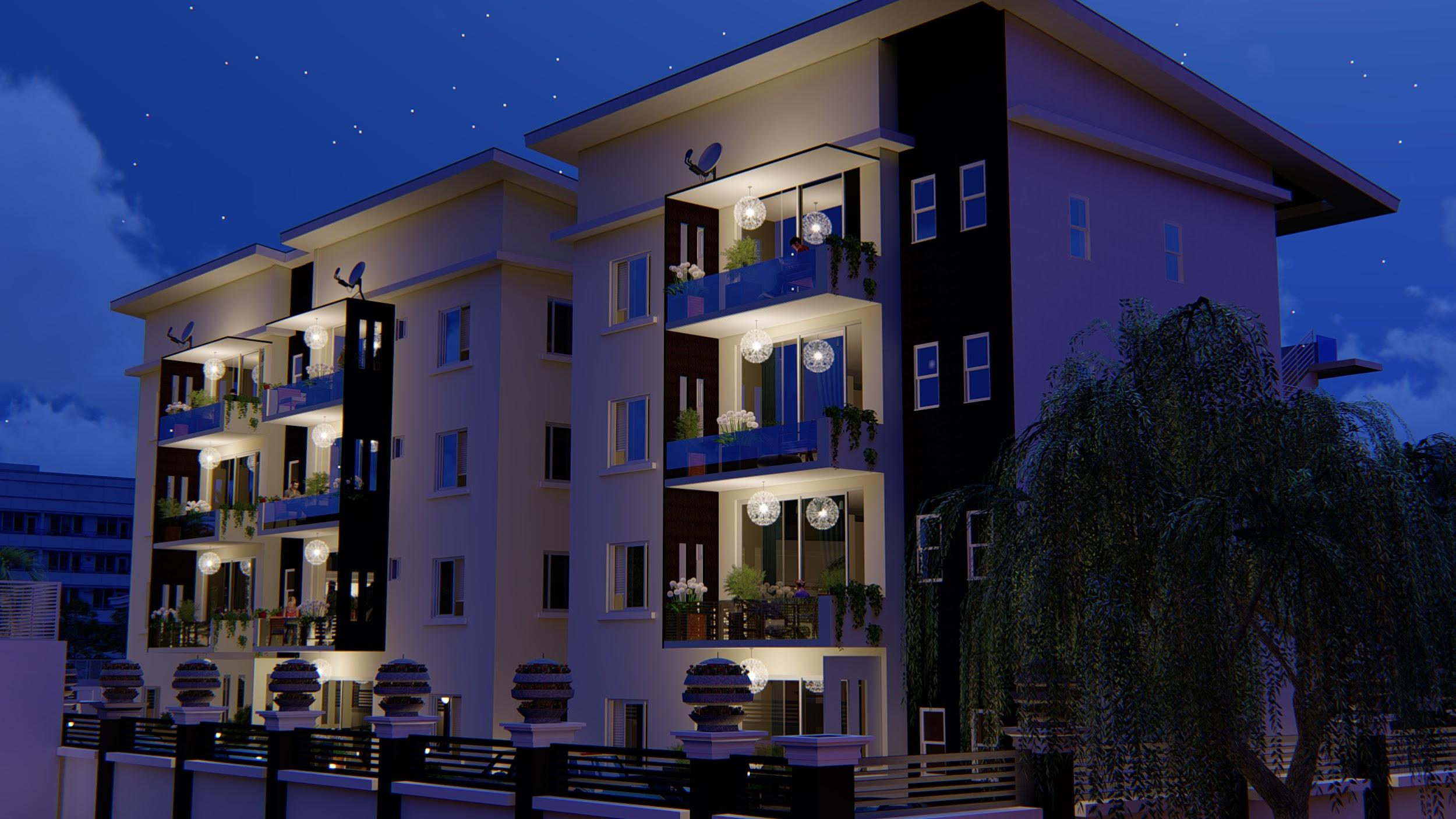 Development: The Juliana, Ilasan, Lekki - Lagos