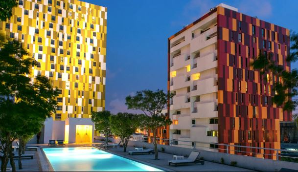 Building Obsession : Villagio Vista, Accra, Ghana. Image Source: Trassacco Group.