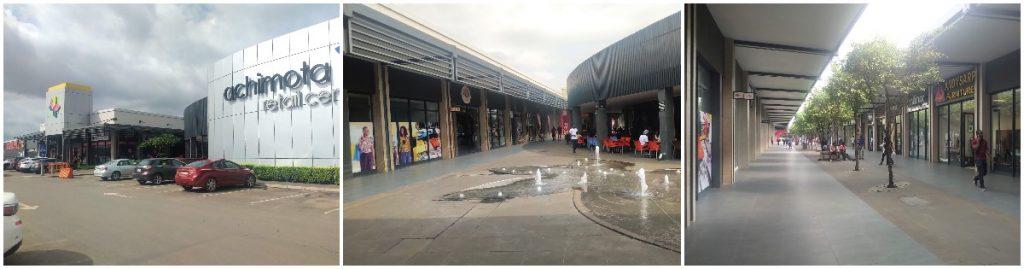 Achimota Mall, Achimota - Greater Accra, Ghana. Image Source: Estate Intel