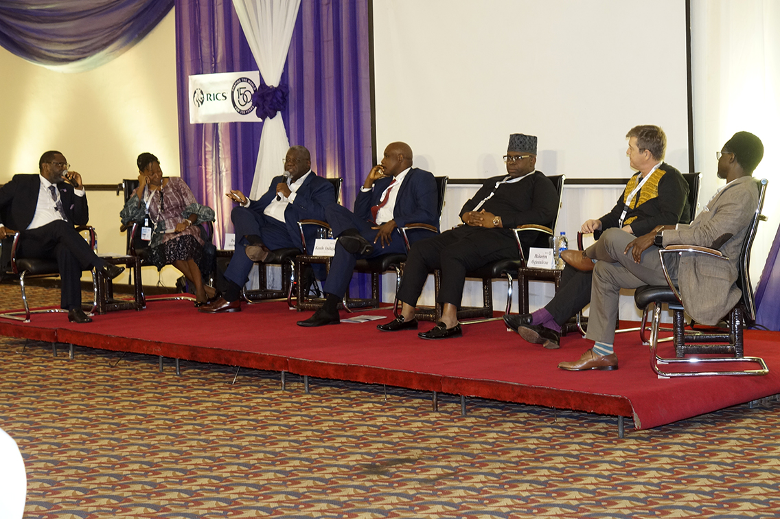 """""""Unravelling the Real Estate Sector Challenges"""" - Notes from the 1st RICS Nigeria Group Conference"""