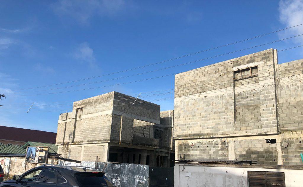 Development: St. James Court, Chief Bamidele Eletu Avenue, Osapa London, Lekki.