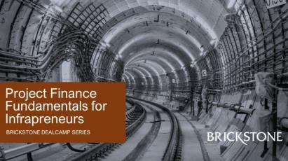 Project Finance Fundamentals for Infrapreneurs event flyer