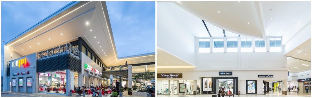 West Hills Mall in Greater Accra, Ghana. Image Source: ARC Architects
