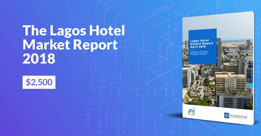 The Lagos Hotel Market Report 2018 book costs $2,500