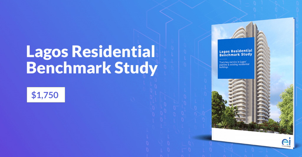 Lagos Residential Benchmark Study costs $1750