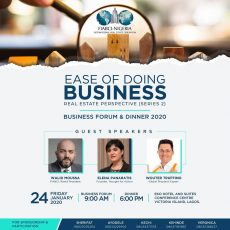 FIABCI-NIGERIA 5th Annual Business Forum and Dinner 2020