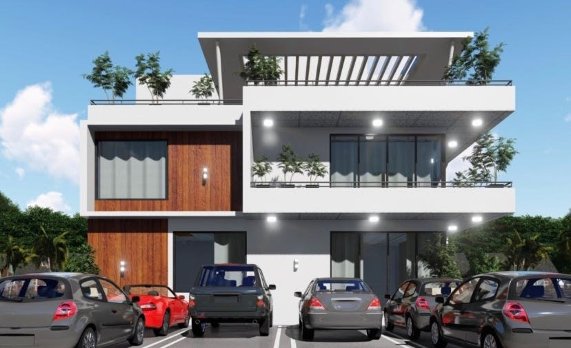 Development: The Sussex, Legacy Boulevard, Ocean Bay Estate, Lekki - Lagos