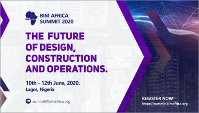 BIM Africa Summit 2020 event image