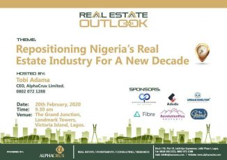 Real Estate Outlook 2020 Event Image