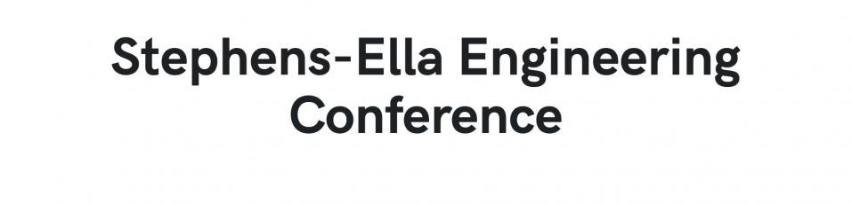 Stephens-Ella Engineering Conference image
