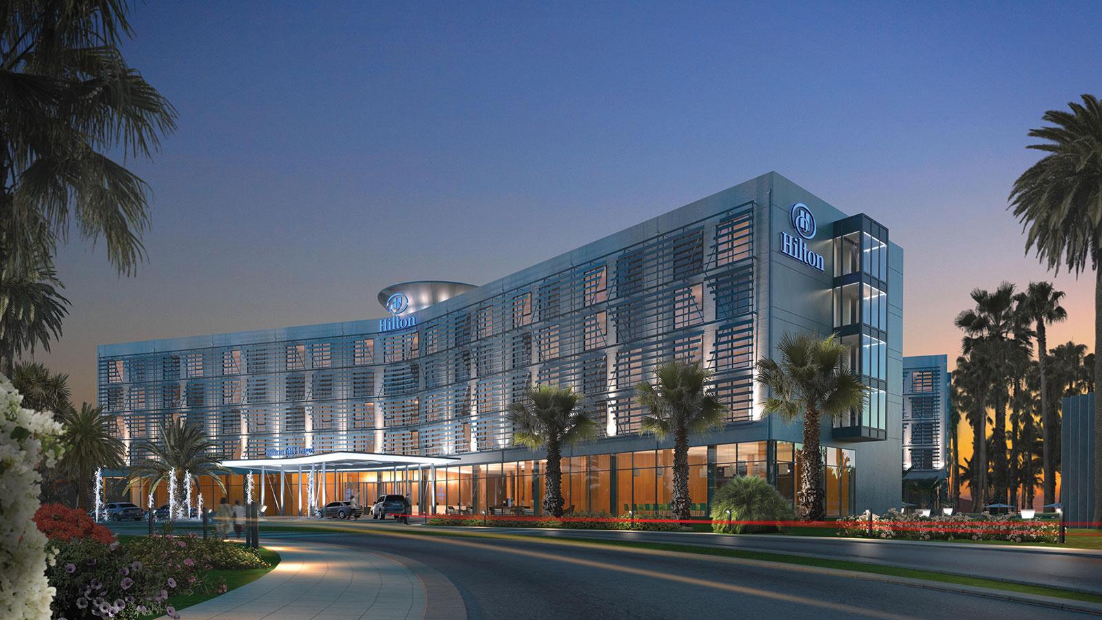Hilton дубай недвижимость дубае