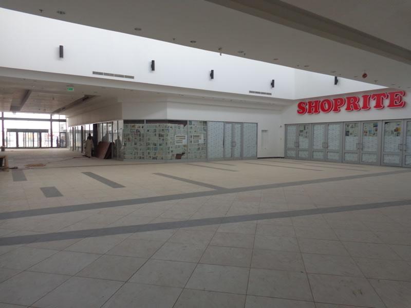Ado Bayero Mall, Kano Feb 2014