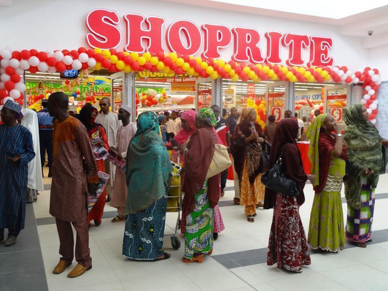 Shoprite, Ado Bayero Mall
