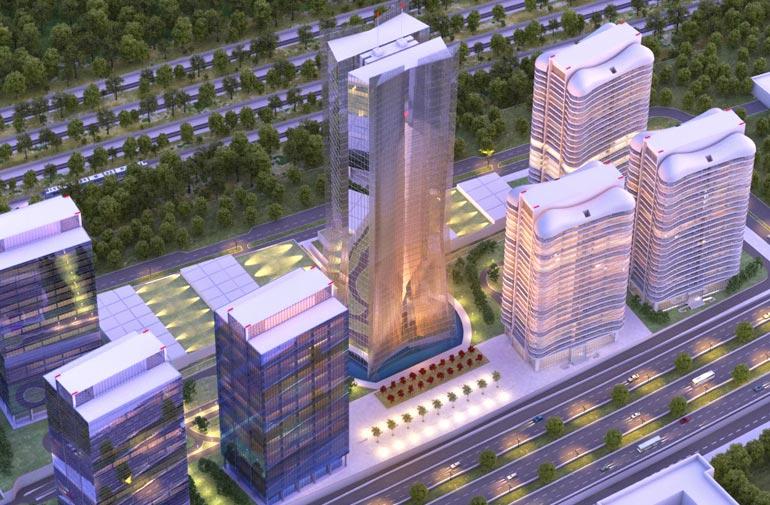 World Trade Center, Abuja