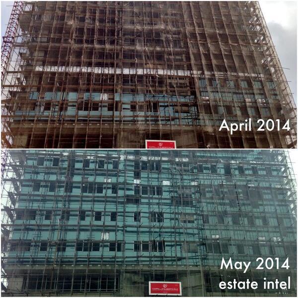 photo real estate nigeria lagos abuja property news update research civic center towers development skyscraper