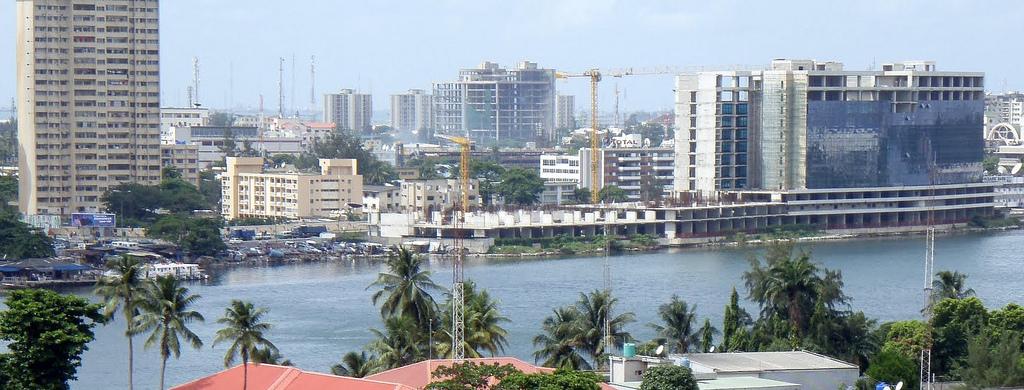 The Waves, Victoria Island, Lagos. Source: Skyscrapercity, Nairaland