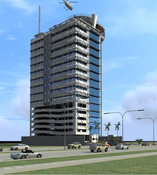 Kanti Tower
