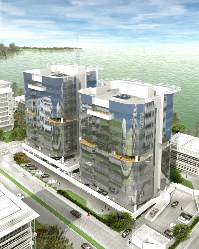 Lakepoint Towers, Source: Lakepoint Limited
