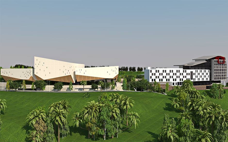 Summit Hills Calabar. Image Source: conventioncentrecalabar.com