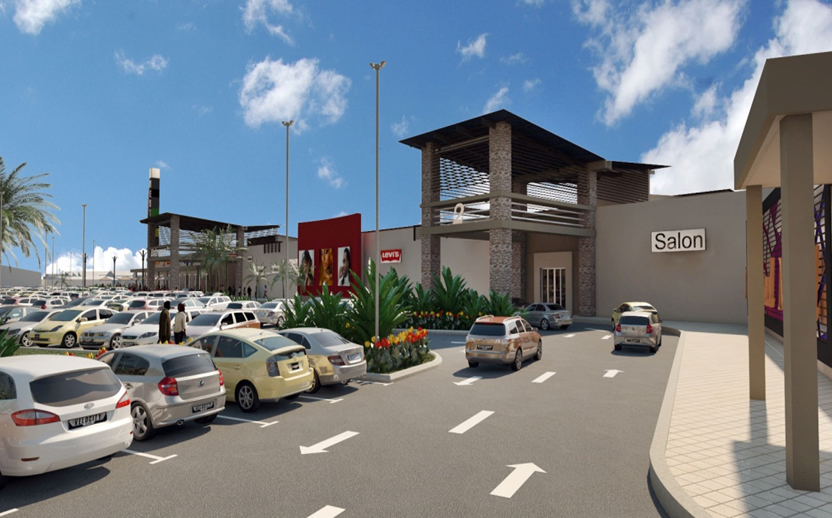 Festival Mall, Festac - Lagos. Image Source: UPDC