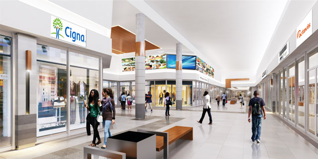 Delta Mall - Image Source: Resilient Africa