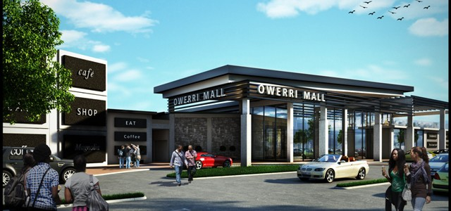 Owerri Mall, Image Source: Resilient Africa