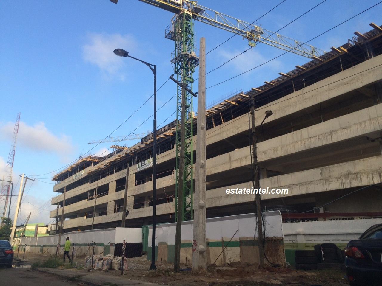 Zenith Multi-Storey Car Park.