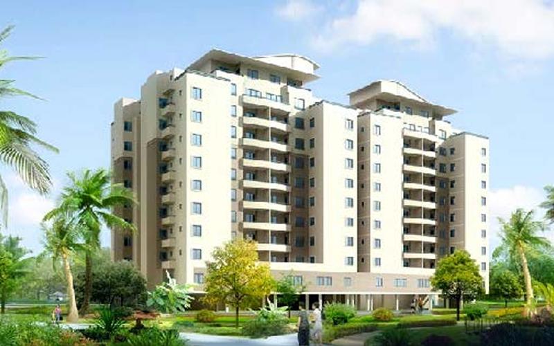 Point Block Tower -Rainbow Town, Port Harcourt. Image Source: rainboworld-ph.com