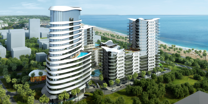 Atlantic Resort, Victoria Island Annex/Oniru. Image Source: Grenadines