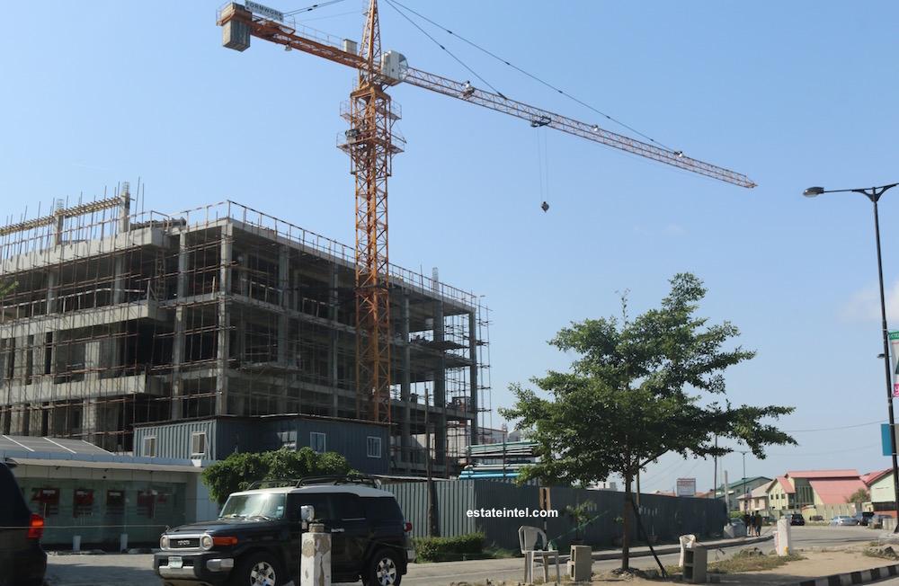 Office Development, Lekki Phase 1 - Lagos